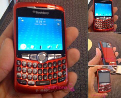 App World para BlackBerry 9320
