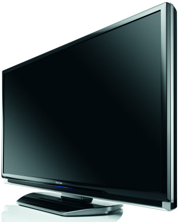 toshiba regza zf hdtv upscales video to almost hd tech ticker. Black Bedroom Furniture Sets. Home Design Ideas