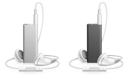 iPod Shuffle Third Gen