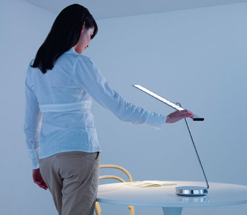 Philips showcases OLED based interactive lighting concepts ...