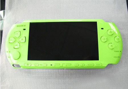 lime green psp surfaces tech ticker
