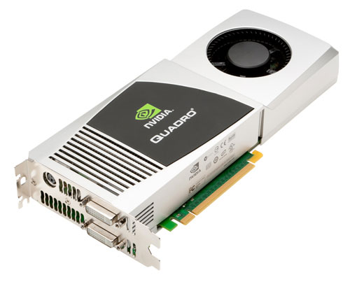 Nvidia Quadro FX 4800 GPU for Mac