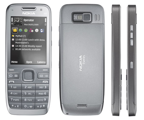 Nokia E52. Nokia has added another phone to its portfolio to woo the