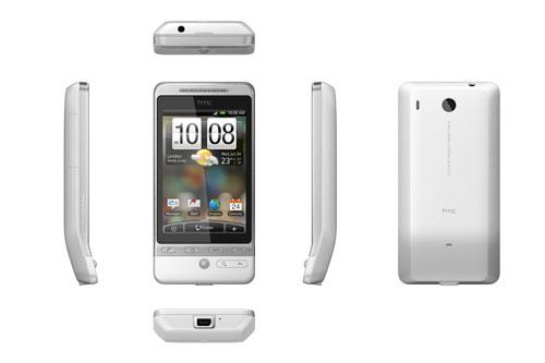 HTC HERO Λευκό