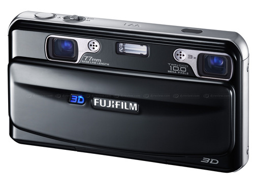 Fujifilm FinePix Real 3D W1