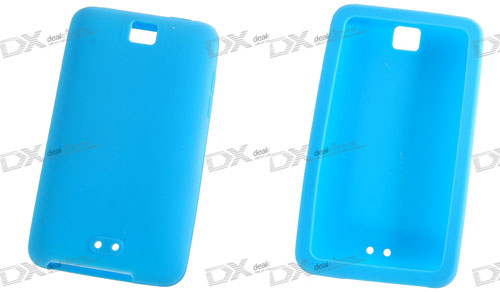 While the iPod Touch case (above) suggests that the camera will be placed