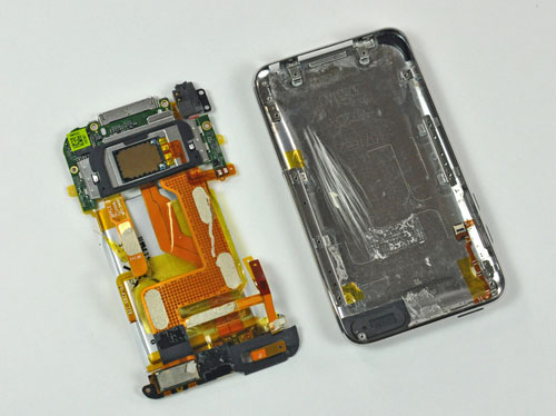iPod touch teardown