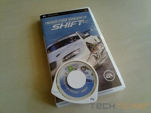 Nfs Shift Для Psp
