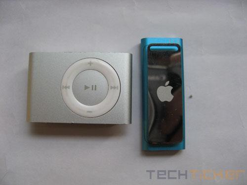 iPod Shuffle 3rd Generation (4GB) Review