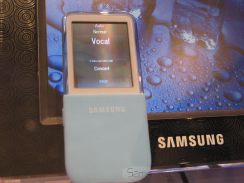 Samsung IceTouch