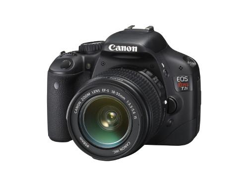 Canon EOS Rebel T2i (EOS 550D)