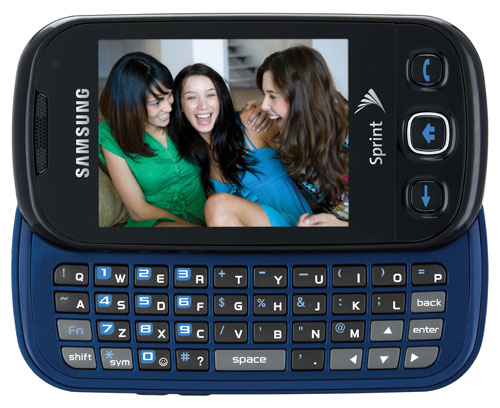 Samsung Seek M350 Now Available On Sprint For 30 On Contract Tech Ticker