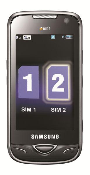 Samsung Star Duos (GT-B7722)