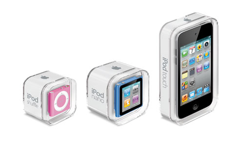 Apple Updates Ipod Line With New Ipod Shuffle Nano And Touch Tech Ticker