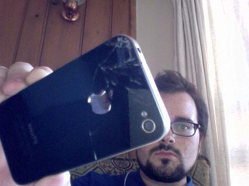 iPhone Glassgate