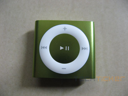 ipod shuffle 4th generation review tech ticker. Black Bedroom Furniture Sets. Home Design Ideas