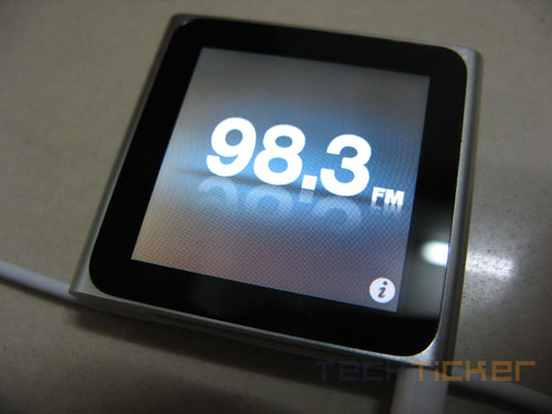 iPod nano 6th Generation Review