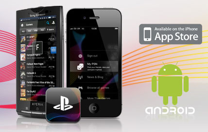Sony reveals official PlayStation app, coming to iOS and