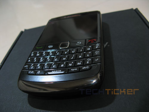 Blackberry 9780 Review