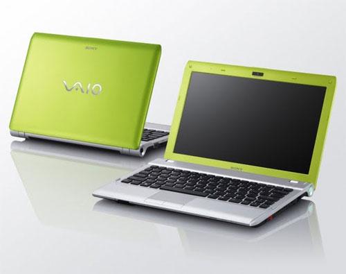 Sony VAIO YB Series notebook