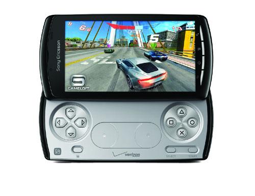 sony ericsson xperia play cdma pictures. of Sony Ericsson#39;s Xperia