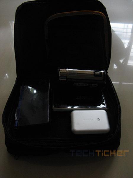 Proporta Gadget Bag Review.