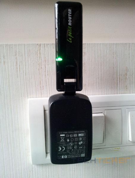 D-Link Le Petit (DWR-510) USB Router Review