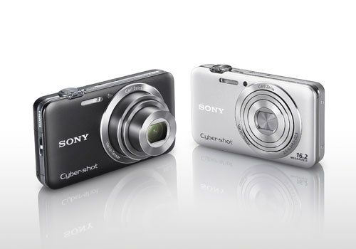 Sony Introduces Cyber Shot TX55 And WX30 Digital Cameras