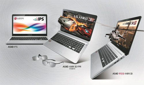 LG Xnote A540 Laptops