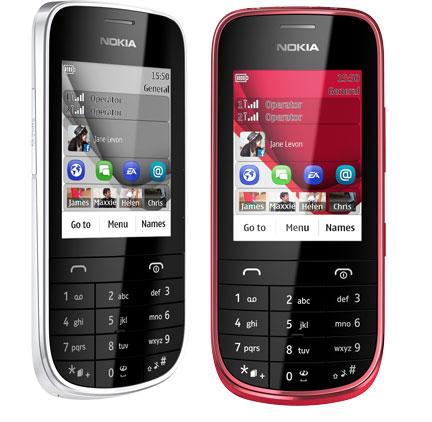 Nokia launches affordable Asha 202 dual SIM phone in India