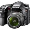 Sony A77 DSLR