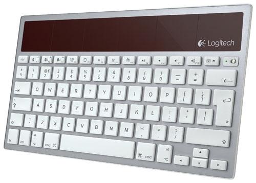 Logitech Solar Keyboard K760