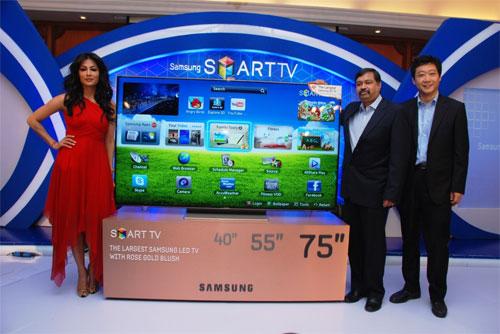 Samsung brings ES9000 75-inch Smart TV to India