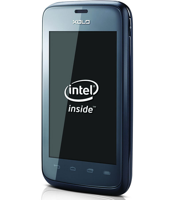 Lava XOLO X500 with Intel CPU
