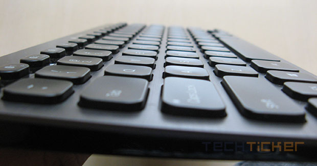 Logitech K810 Bluetooth Keyboard