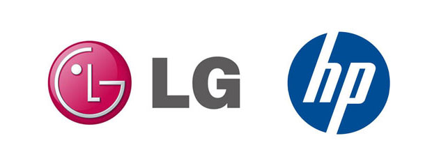 LG HP logo