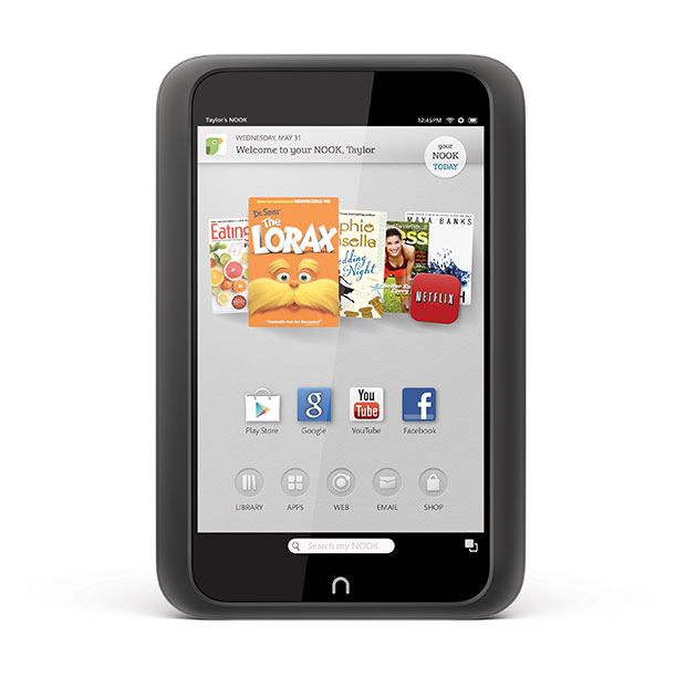 Nook HD and Nook HD+ tablets get Google Play support – Tech Ticker