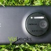 Nokia EOS leaks, shows off the large camera sensor