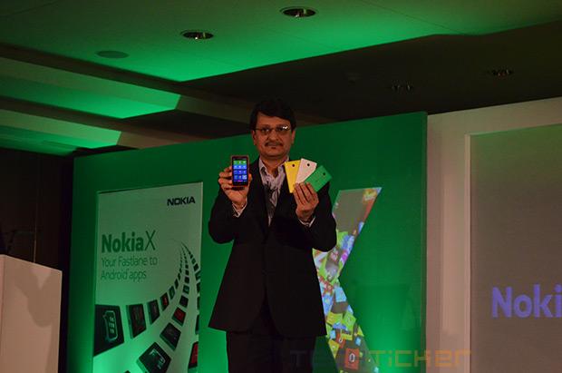 Nokia X in India