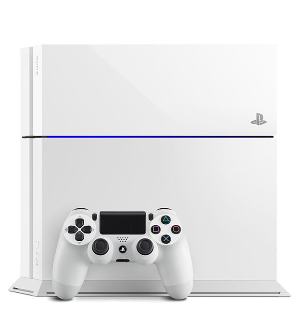 Sony unveils Glacier White PS4 - Tech Ticker