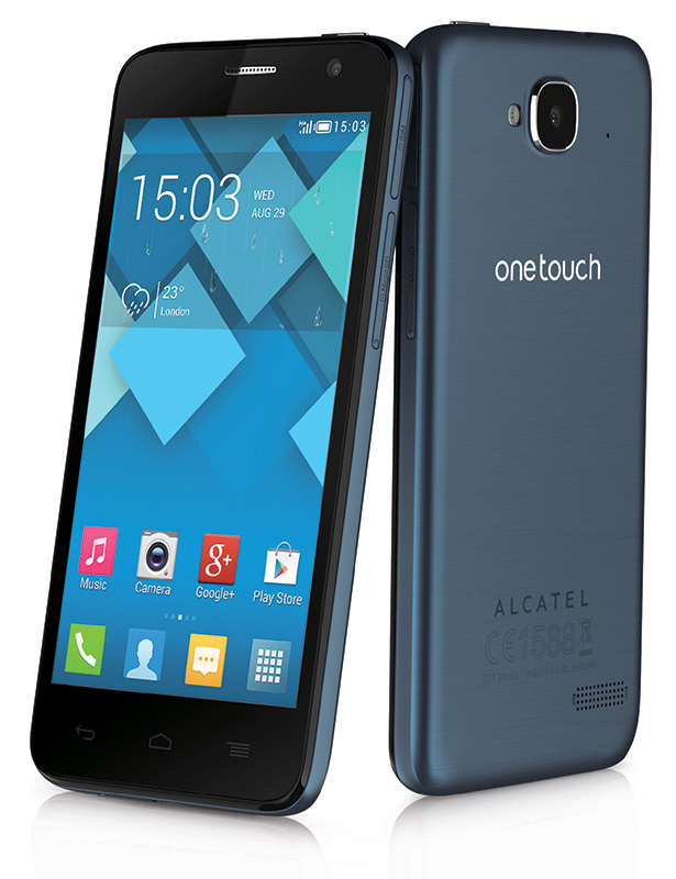 Alcatel One Touch Idol, Hero smartphone range unveiled in ...