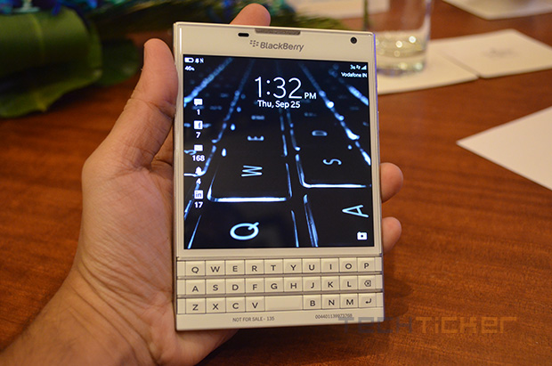 blackberry devices in india