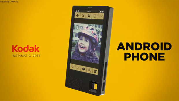 Kodak To Introduce Its First Smartphone At Ces Tech Ticker