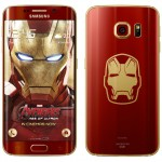 Galaxy S6 Iron Man Limited Edition Phone
