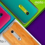 Moto 2015 Family