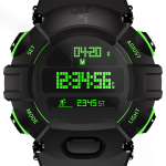 Razer Nabu watch is a digital chronograph with discreet notifications, fitness tracking and social functions