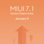 Xiaomi devices will get  MIUI 7 stable build on 5 Jan 2016