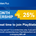 Sony India discounts 1-year PlayStation Plus subscription by 25% discount