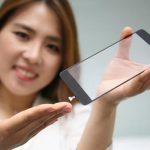 LG develops a fingerprint sensor that makes buttons obsolete