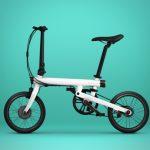 Xiaomi launches Mi Qicycle, a folding electric bike for RMB 2999